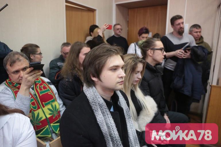 Дело Соколовского снова перенесли: на этот раз заболел судья