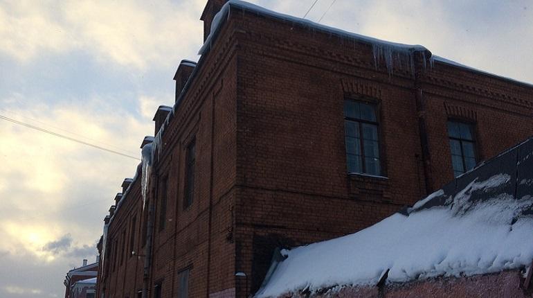 Здание Минобороны на Рузовской улице. Фото: ГАТИ