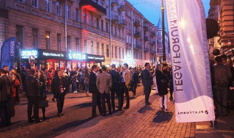 Legal Street в Петербурге: жители Рубинштейна vs нетрезвые юристы