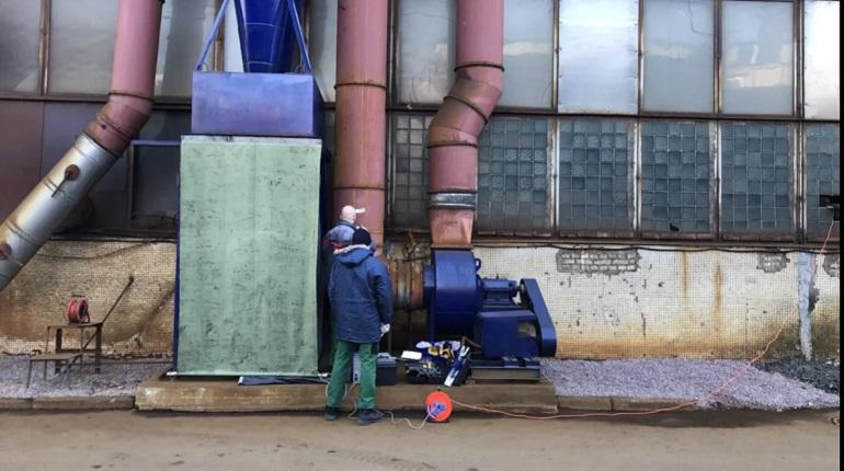 Росприроднадзор взял пробы воздуха у завода «Армалит»