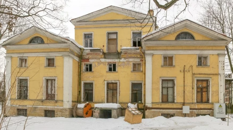 Усадьба Орловых-Денисовых в Коломягах перейдет в ведение КГИОП
