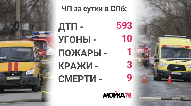 Инфографика: Мойка78