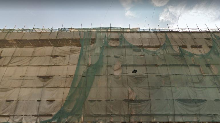 На реставрацию Интендантских складов выделят 499 млн. Фото: Google Maps