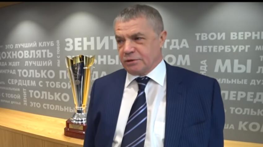 Александр Медведев: «Зенит» вложится в переименование «Новокрестовской»