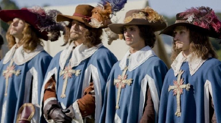 Netflix хочет снять фильм «Три мушкетеры»