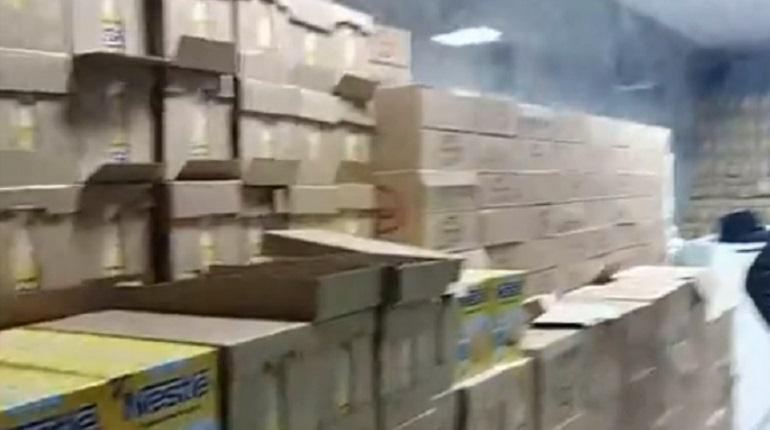 Полиция Югры проверит склад детского питания в морге