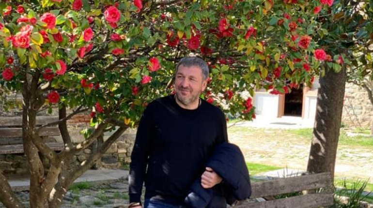 Игорь Албин. Фото: скриншот телеграм-канала Игоря Албина
