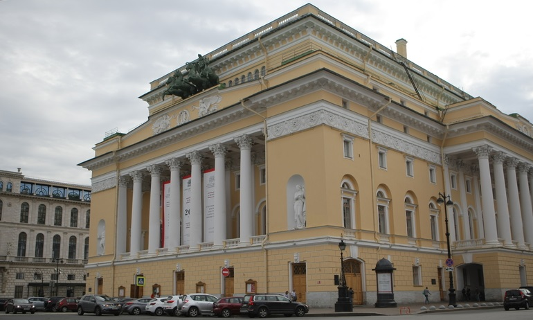 Александринский театр. Фото: Baltphoto/ Михаил Киреев