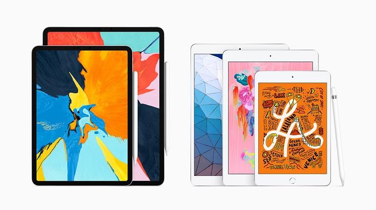 Apple выпустила новые iPad Air и iPad mini. Фото: Apple