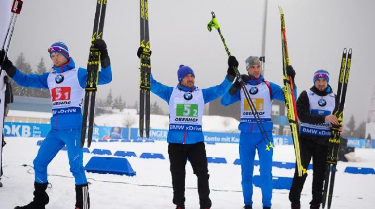 Драчев назвал бронзу российских биатлонистов в Швеции «подарком» Фуркада