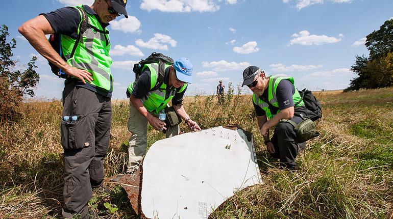 Нидерланды подали иск к России в связи с крушением малазийского Boeing