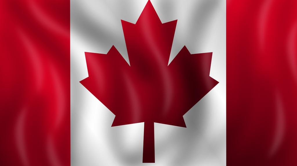 Флаг Канады. Фото: pixabay.com