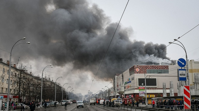 Завершено рассмотрение уголовного дела в отношении собственника ТРЦ «Зимняя вишня», где случился пожар