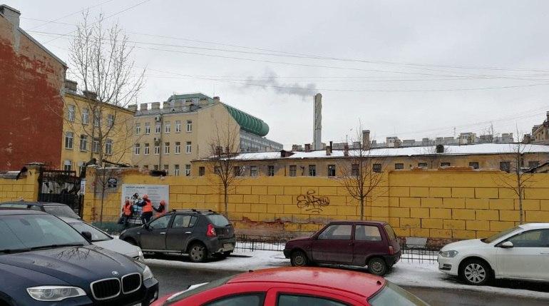 «Бронка Групп» продолжила стройку, несмотря на угрозы Макарова