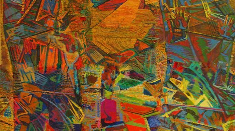 В Петербурге открылась выставка ивановского художника Вячеслава  Ершова. Фото: vk.com/artmuzaspb