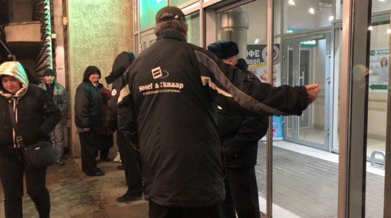 Эвакуация Prisma. Фото: