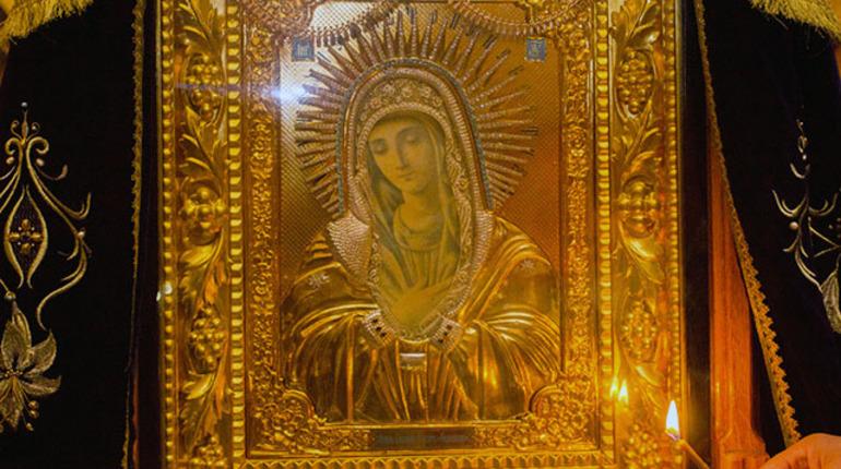 Во Владимирский собор привезут икону
