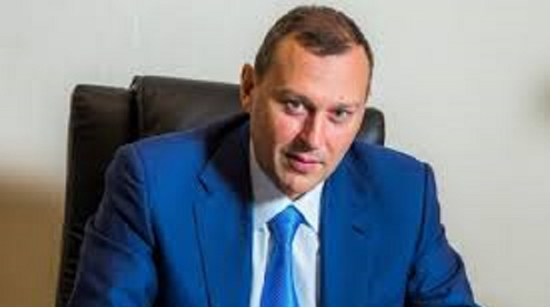 Банкир Ласкин отправлен под домашний арест