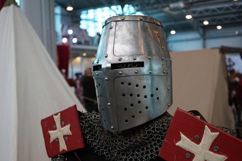 В Германии нашли древний римский доспех