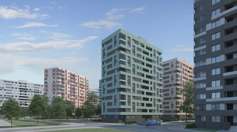 Старты продолжаются: сразу два новых дома в жилом комплексе «Ручьи»!