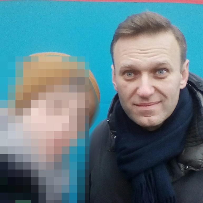 Берлин: Навальный выжил благодаря счастливой случайности