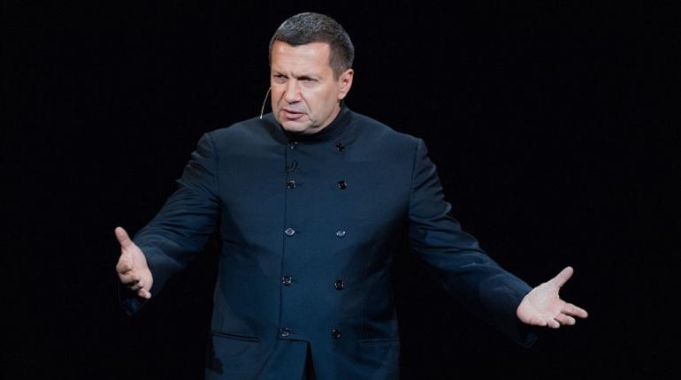 Соловьев прогнал из студии дерущихся экспертов