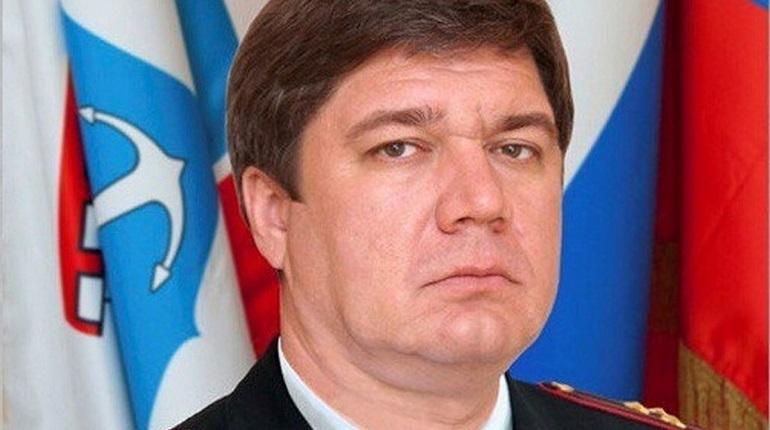 Дрозденко подписал распоряжение о назначении Ильина главным по безопасности Ленобласти