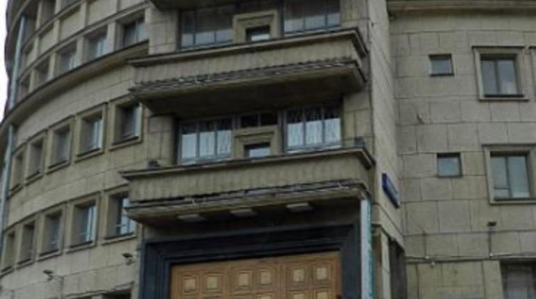 Московский районный суд Петербурга. Фото: Google View