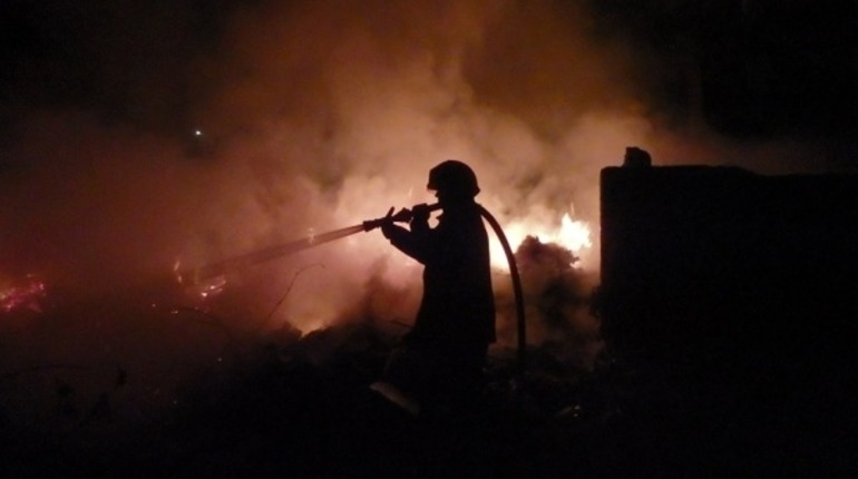 Дачник из Петербурга погиб при пожаре во Всеволожске