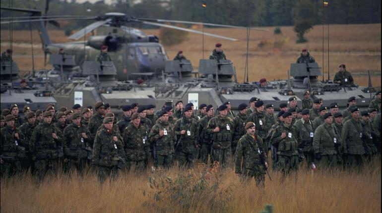 В США спроектировали войну НАТО с РФ в Европе. Фото: flickr.com