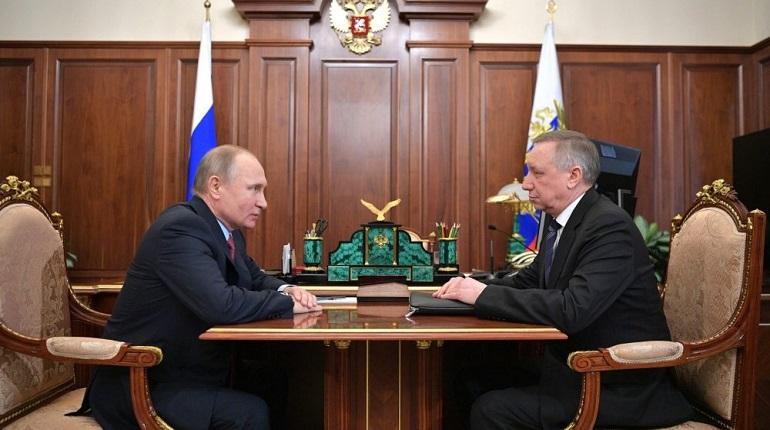 Песков заявил, что Путин не планирует встречаться с Александром Бегловым
