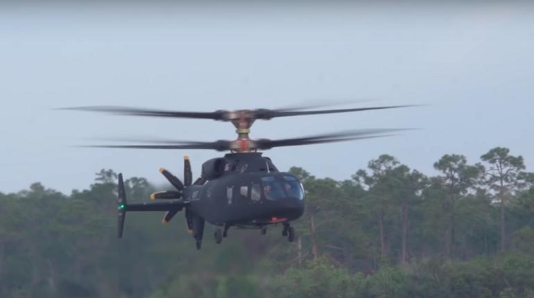 Сверхскоростной и«Дерзкий»: новый вертолет США впервый раз  оторвался отземли