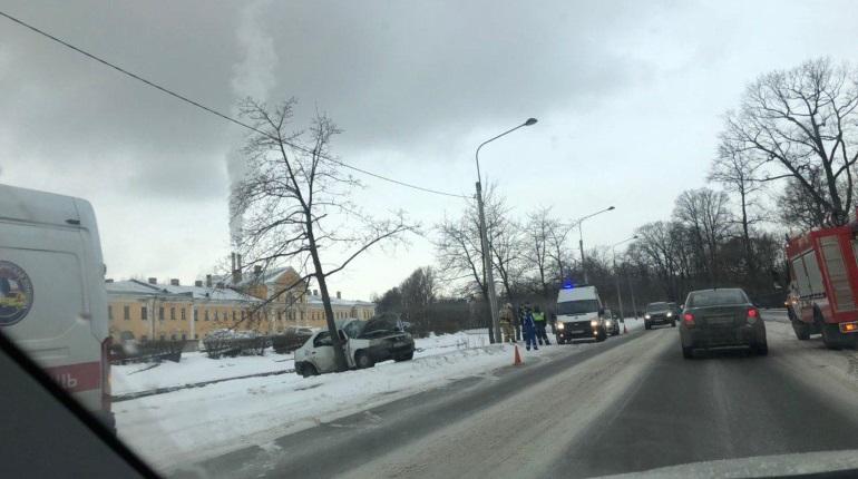 ДТП на Карповке. Фото: