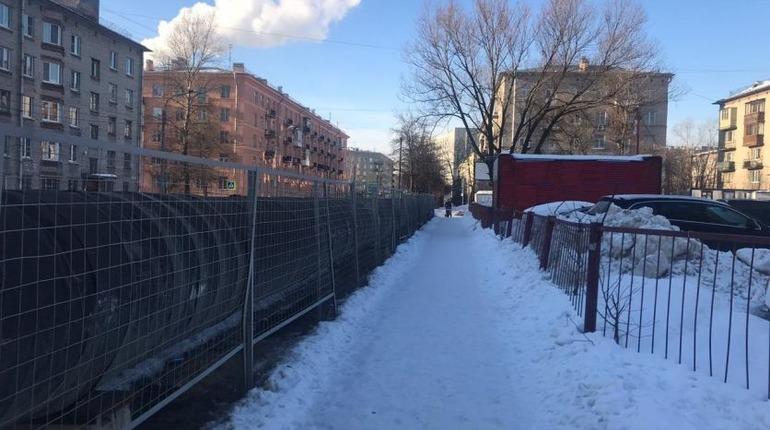 В Калининском районе завершили реконструкцию тепломагистрали