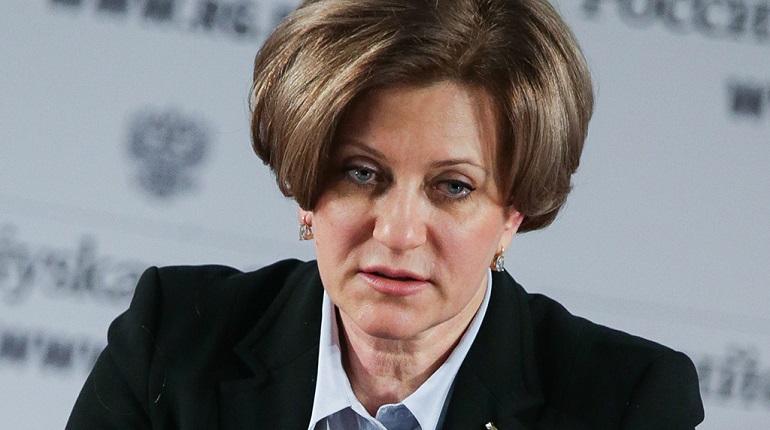 Попова назвала среднесуточную заражаемость Covid-19 в России