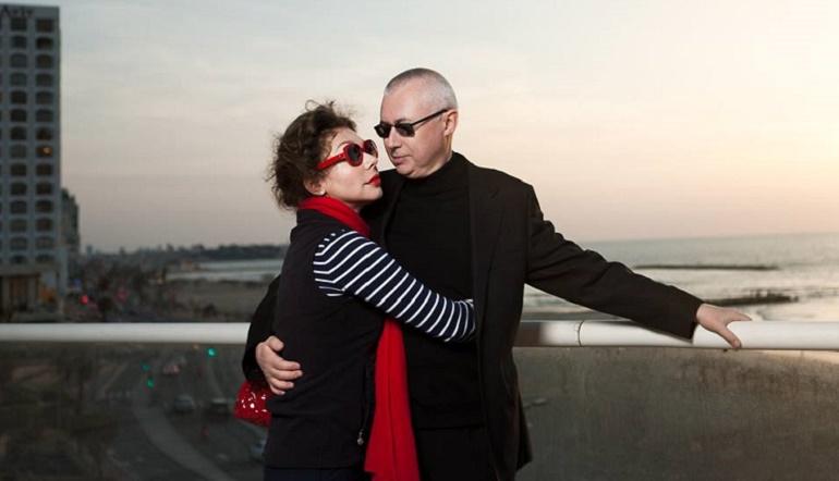 Игорь Малашенко и Божена Рынски. Фото: facebook.com/bozhena.rynska