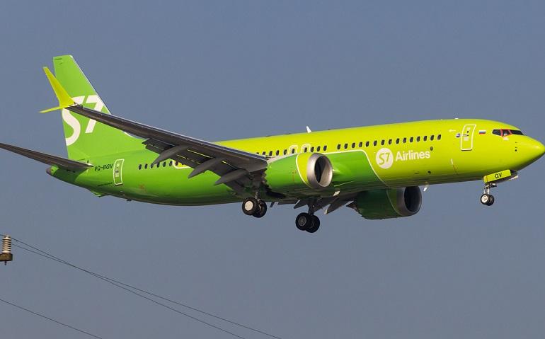 S7 не стал приземлять Boeing 737 MAX, один из них летит во Вьетнам