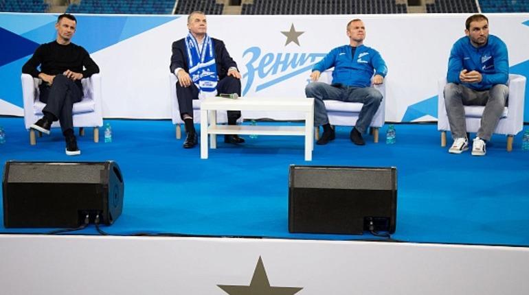 «Будет ярко и дерзко»: Медведев и Семак рассказали фанатам о Z+ и Халке