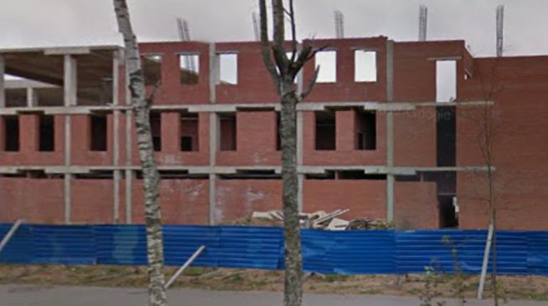 Ремонт школы № 434 в Сестрорецке