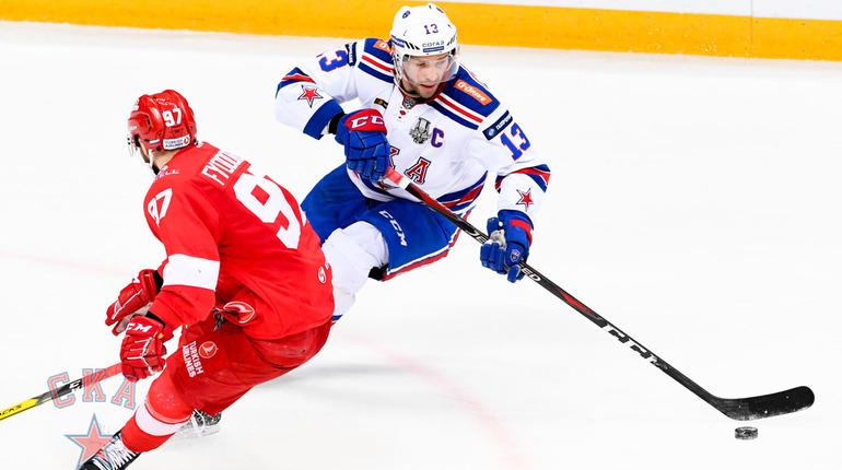 Игрок «Спартака» назвал переломный момент в серии со СКА