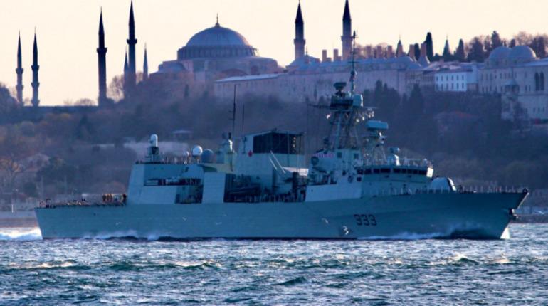 Недобавляет безопасности: вМИД оценили активность НАТО вЧёрном море