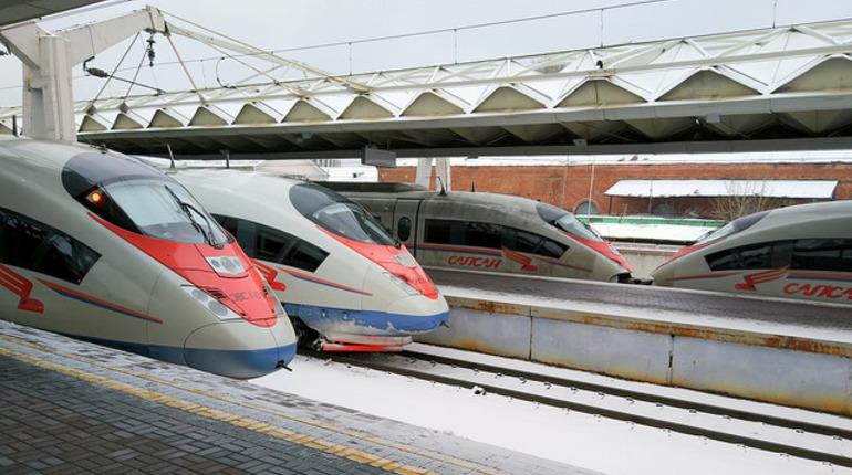 На ОЖД произошел сбой в движении поездов. Фото: flickr.com