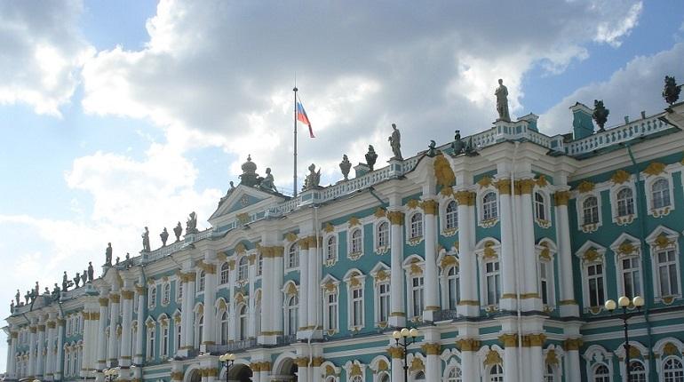 Петербург назвали музейной столицей России