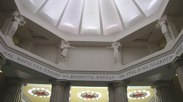 В Петербурге разработали закон о запрете на увековечение памяти Сталину в РФ. Фото: wikipedia.org