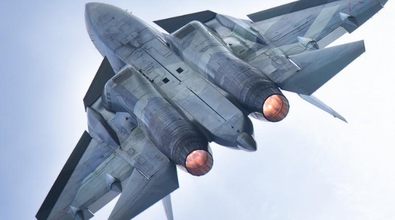 Владимир Путин назвал Су-57 лучшим самолетом в мире. Фото: flickr.com