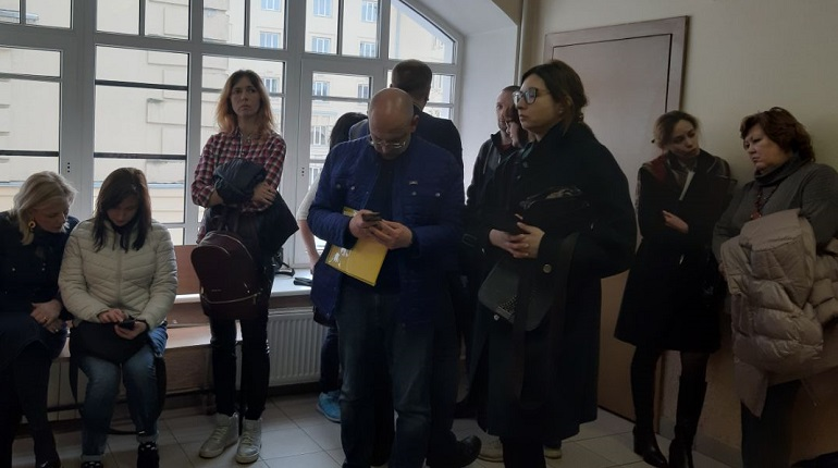 Резник о переносе заседания суда по иску от «Воин-В»: «Да и ладно»