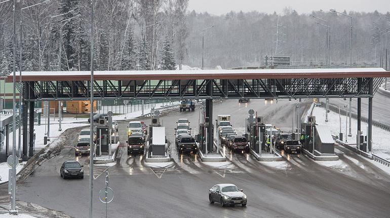 Названа итоговая стоимость проезда по трассе М-11 Петербург — Москва