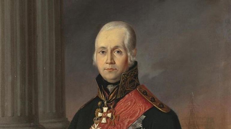 Адмирал Федор Ушаков. Фото: wikipedia.org