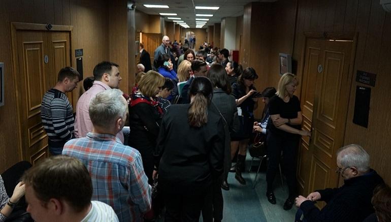 Ванинцы прописались в суде. Фото: Мойка78/ Николай Овсянников