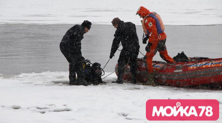 Провалившегося под лед на Неве школьника выписали из больницы